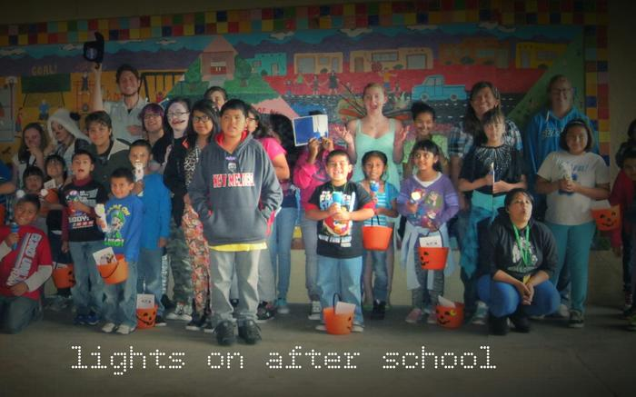 Lights on After School